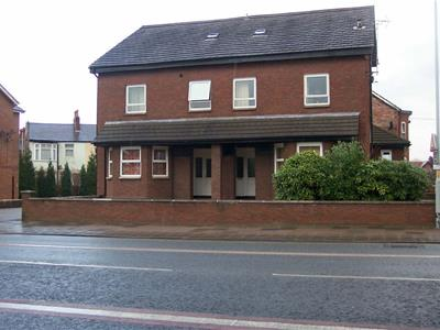 Wellington Road North,  Heaton Chapel,